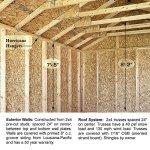 Sierra-12-ft-x-16-ft-Wood-Garage-Kit-without-Floor-0-0