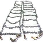 Skid-Steer-Uni-loader-Snow-Tire-Chains-Twist-link-hardened-10-165-Peerless-0