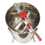 Tek-Widget-Pro-2-Frame-Stainless-Steel-Manual-Bee-Honey-Extractor-0-2