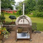 ilFornino-Platinum-Series-Stainless-Steel-Wood-Fired-Pizza-Oven-0