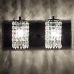 120W-Modern-Wall-Light-with-Crystal-Pendants-and-2-Lights-in-Polished-Chrome-0