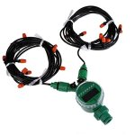 15m-4mm-Hose-with-Micro-Drip-Irrigation-Kit-with-Nozzle-Sprinkler-and-Timer-0