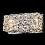 6W-K9-Crystal-Square-Wall-Lights-with-2-Light-0-0