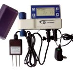 Ancnoble-GG-005C-2-Irrigation-Controller-with-Moisture-Sensor-Powered-by-AC-Adaptor-95-by-3-by-7-Inch-White-and-Blue-0