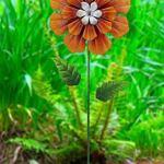 Creative-Motion-14284-2-Metal-Garden-Stake-1141-x-295-x-189-Multi-Color-0-0