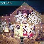 ElementDigital-Laser-Projector-Lights-Landscape-Christmas-Lights-Moving-Snowflake-LED-Outdoor-Landscape-Laser-Projector-Lamp-Garden-Xmas-Light-UL-Listed-16-Patterns-0-0