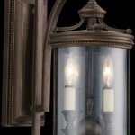 Fine-Art-Lamps-542281-Louvre-Outdoor-Wall-Sconce-Lighting-120-Total-Watts-Bronze-0