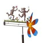 Frieda-and-Dubow-Metal-Whirligig-Garden-Wind-Sculpture-0