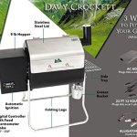 Green-Mountain-Grills-Davy-Crockett-Pellet-Grill-PACKAGE-Cover-and-Tote-included-WIFI-enabled-0-0