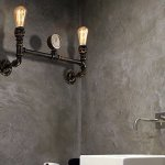 Injuicy-Lighting-Retro-Clock-Industrial-Vintage-Edison-Rusty-Loft-Wall-Light-Waterpipe-Lamp-Cafe-0-1