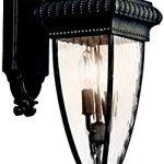 KICHLER-Venetian-Rain-49131B-Outdoor-Wall-Lantern-725-in-0