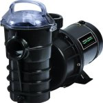 Pentair-Sta-Rite-351233-Dynamo-Single-Speed-Pump-with-Cord-34-HP-0