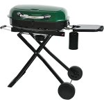 Revoace-15000-BTU-LP-Gas-Tailgating-Grill-for-Outdoors-and-Camping-Hunter-Lodge-Green-0-0
