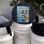 The-Original-Bucket-Stool-for-35-Gallon-and-5-Gallon-Buckets-Used-for-Fishing-Chair-Camping-Lid-Gardening-Seat-Hunting-Tailgating-and-Cleaning-0-0