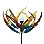 The-Original-Solar-Multi-Color-Tulip-Wind-Spinner-Solar-Powered-Glass-Ball-Emits-Color-Changing-Light-Made-of-Metal-and-Steel-0