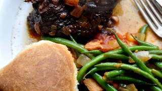 Alcatra - Portuguese Pot Roast in the Slow Cooker