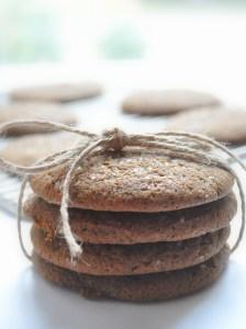 Soft Molasses Cookies – SRC