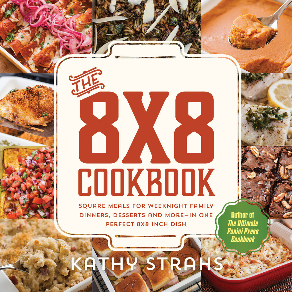 The 8 x 8 Cookbook | farmgirlgourmet.com