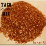 Taco Seasoning Mix