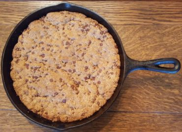 Paleo Chocolate Chip Skookie