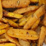 Paleo Carrot Fries