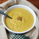 Spiced Winter Squash Soup (Paleo)
