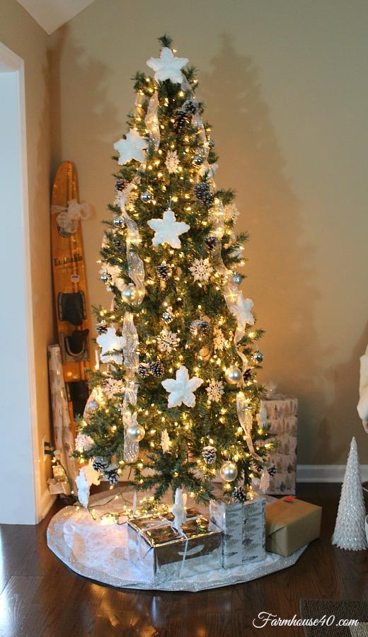 Christmas tree display 3437