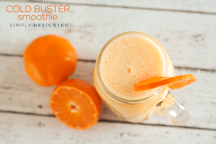 Cold-Buster-Smoothie
