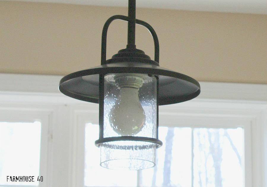 Farmhouse Kitchen Light Fixtures