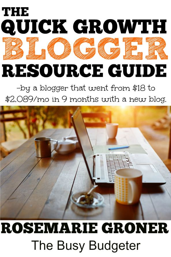 blogger growth information