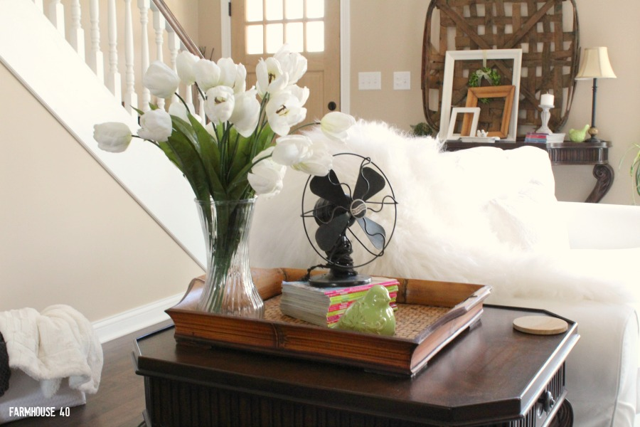 spring decor for your home