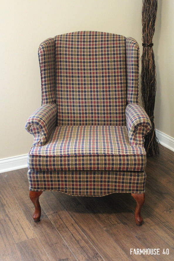 wing chair for master bedroom