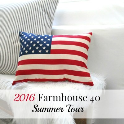Farmhouse 40 – 2016 Summer Tour