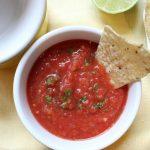 Easy Salsa  – Farmhouse Fresh Recipe