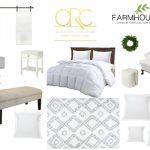 Farmhouse Master Bedroom – One Room Challenge (Week 5)