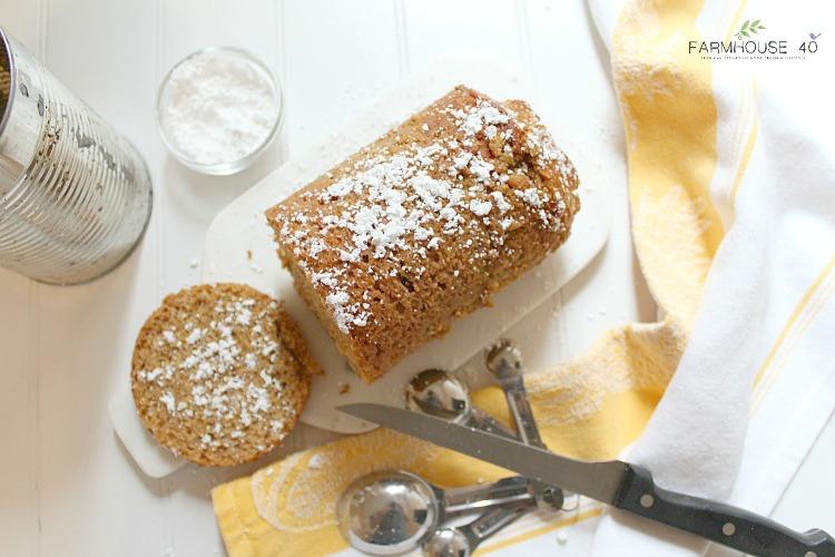 Persimmon Bread Farmhouse Recipe