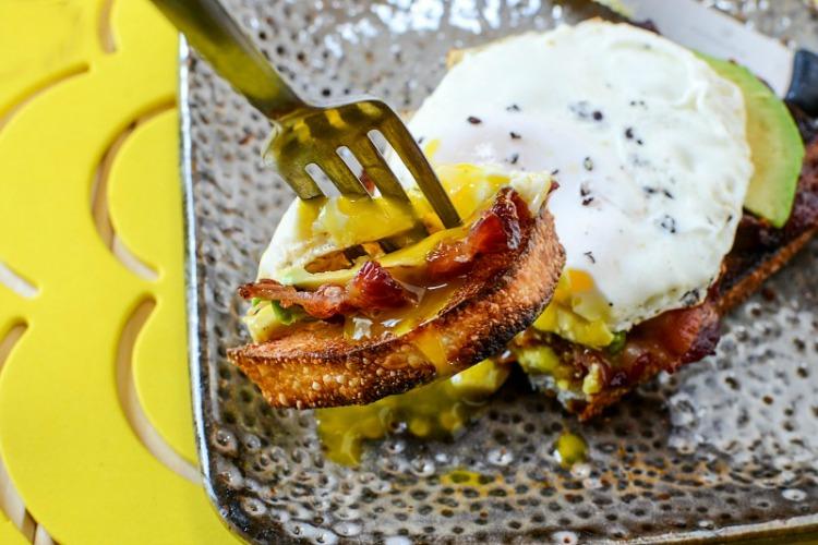 breakfast toast recipe