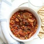 Vegetable Beef Farmhouse Soup