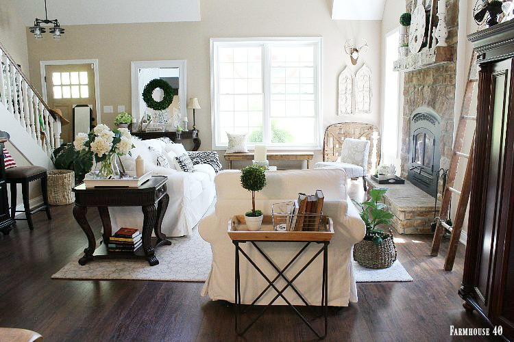 Create A Stunning Living Room And Spend Zero Money
