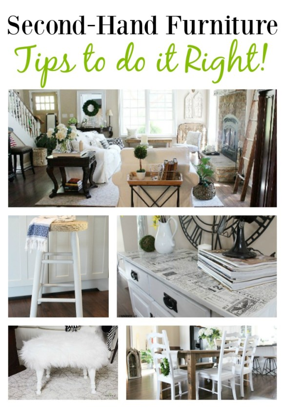 second-hand-furniture-tips