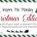 INSPIRE ME MONDAY #160