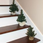 Mini Christmas Trees – Dollar Store Craft
