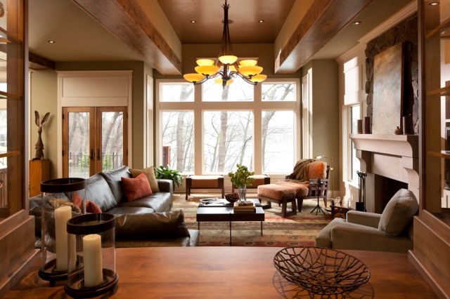 Harmony at Home: Rustic and Modern Working Together ...