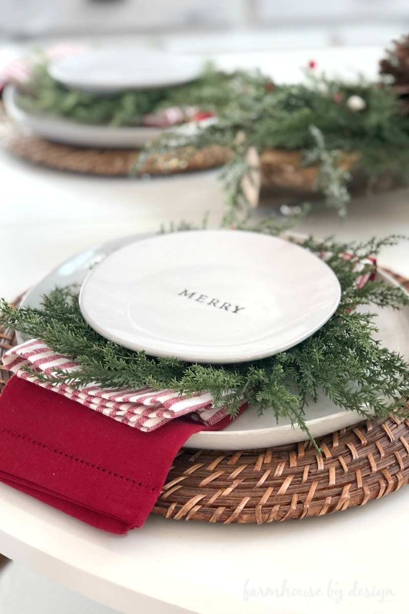 Merry Plate Hearth and Hand