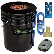 Deep Water Culture Hydroponic Bucket