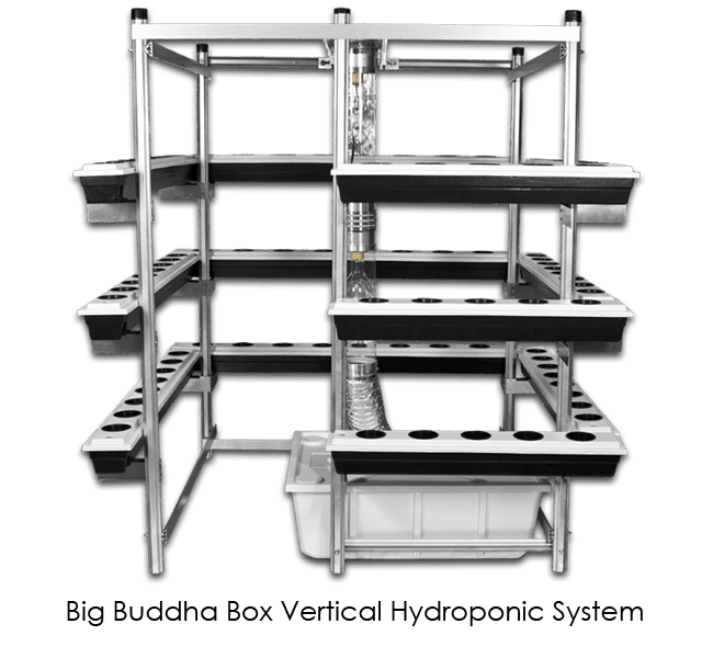 buy The Big Buddha Verticle Hydroponic System