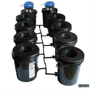 Deep water culture hydroponic kits