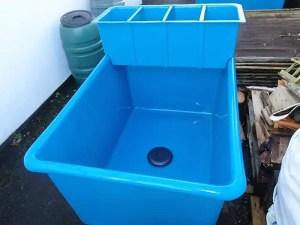 Fibre Glass Aquaculture system Tanks
