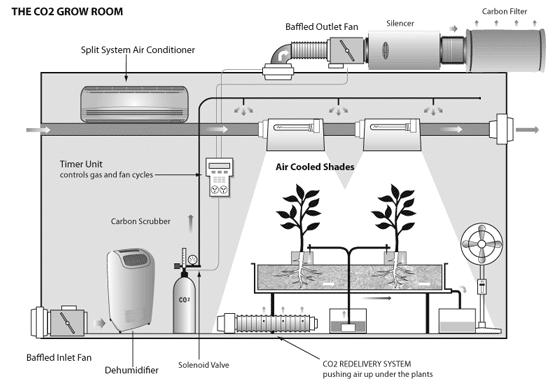 DIY - Build Your First Hydroponic Grow Room Instructions