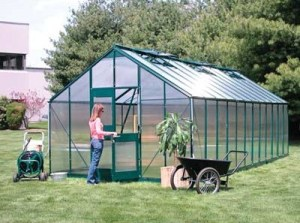 Hydroponic Greenhouse Kits
